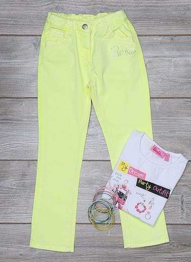 Barbie Pantolon Yeşil